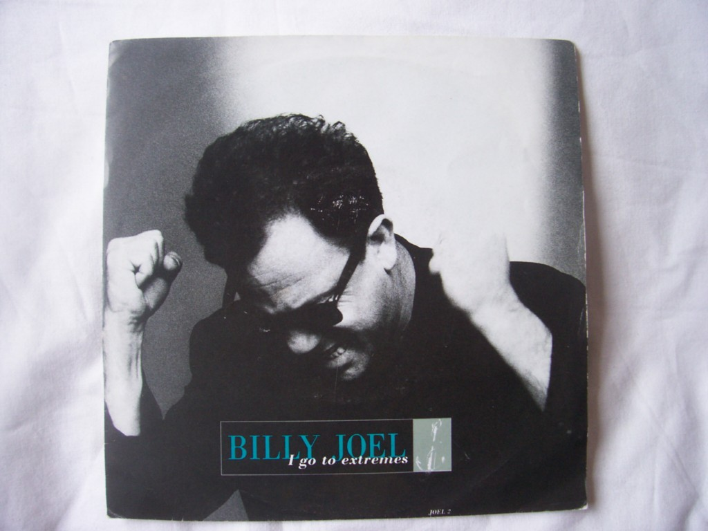 Billy Joel - I Go To Extremes Record