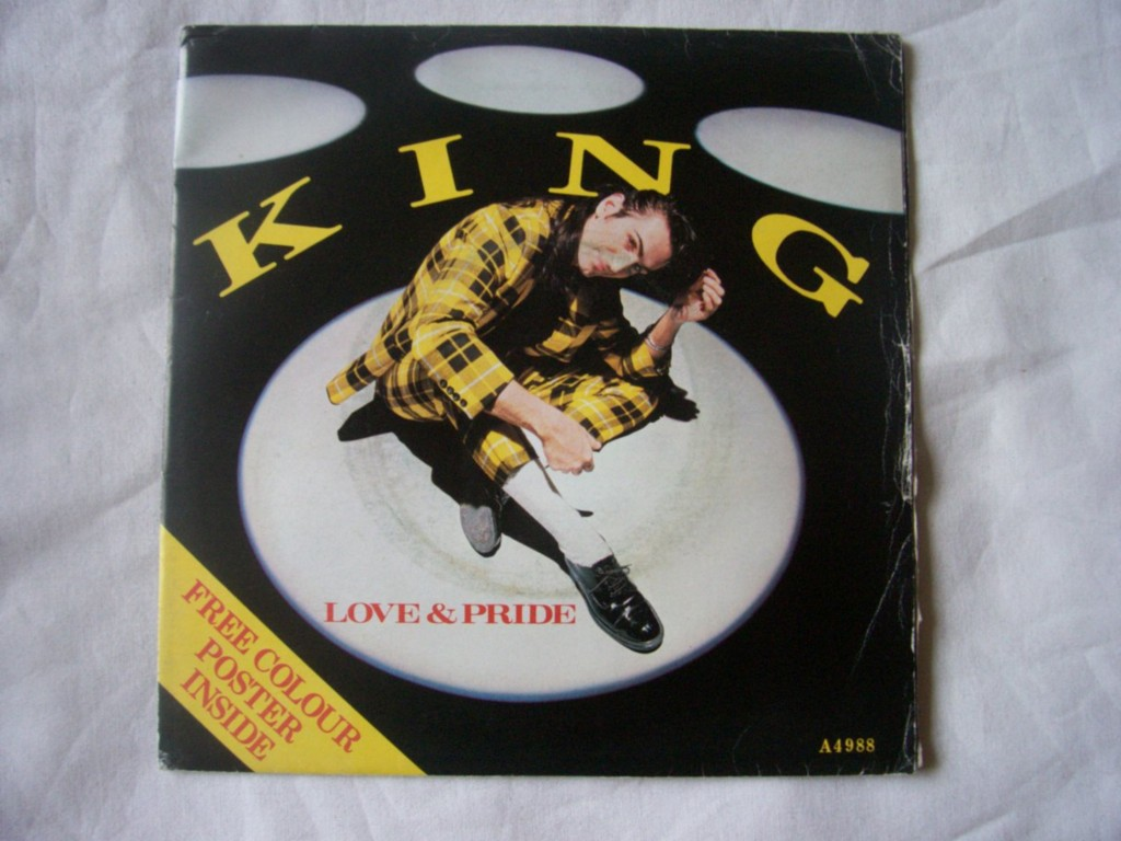 King - Love & Pride LP