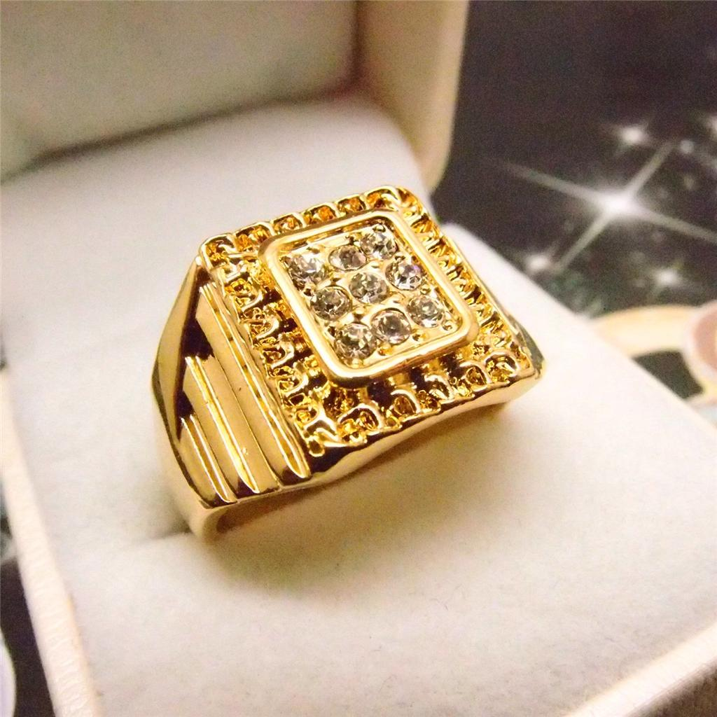 Image Name: Jewelry & Watches > Men's Jewelry > Rings