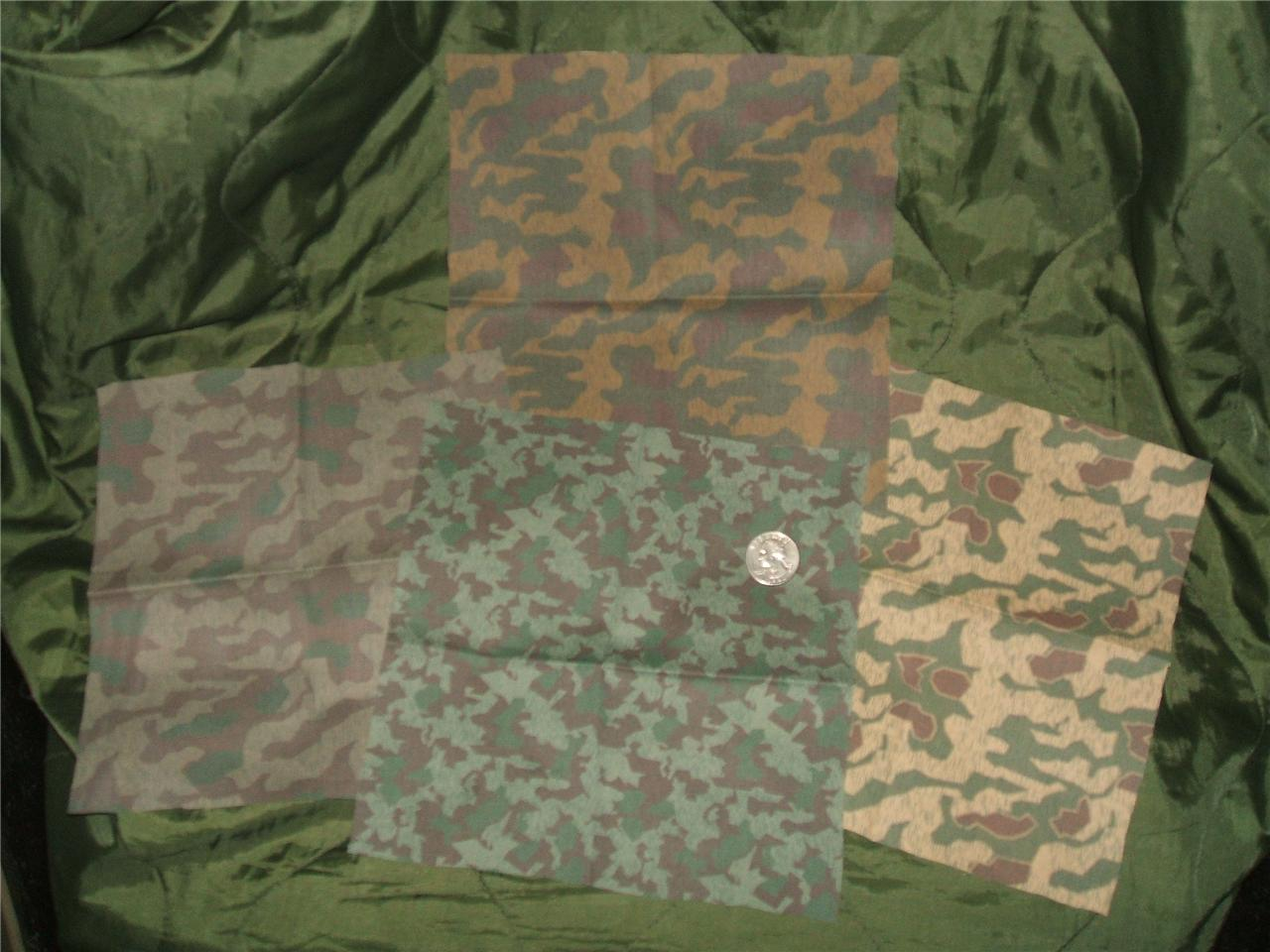 1 6 scale custom camo fabric for sale for Sewing fabric for sale