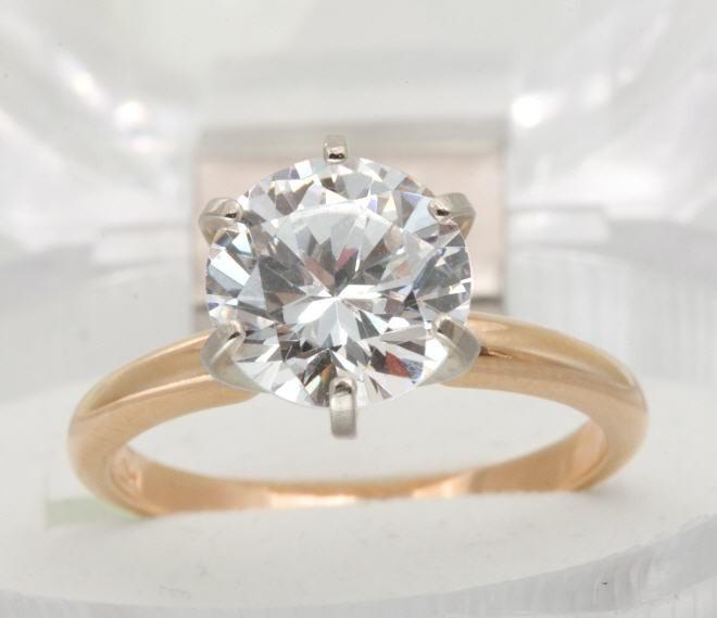 Sparkly Diamond Wedding Rings