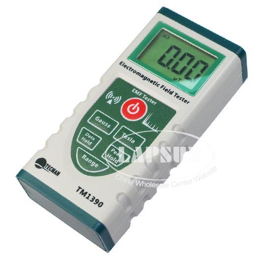 Magnetic Field Tester : Electromagnetic radiation detector meter dosimeter field