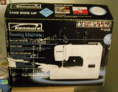 kenmore sewing machine model 19106