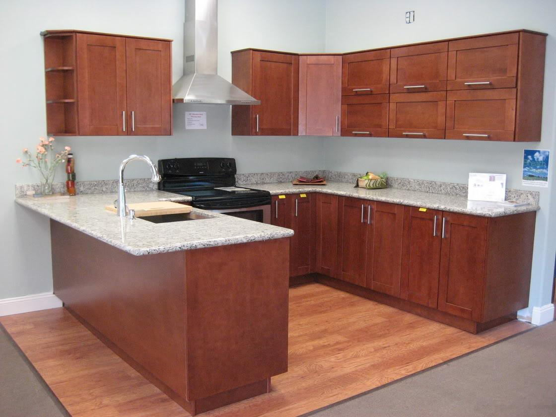 Semi custom european contemporary kitchen cabinets ebay for Semi custom cabinets
