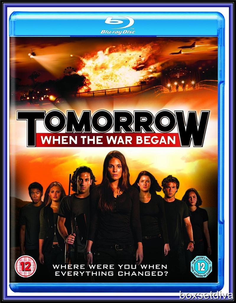 Tomorrow when the war began 2 release date in Australia