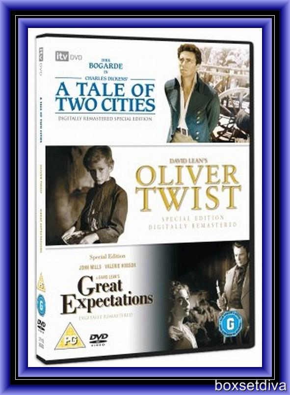 great expectations and oliver twist Find great deals on ebay for charles dickens great expectations in books about fiction and literature oliver twist & great expectations by charles dickens.
