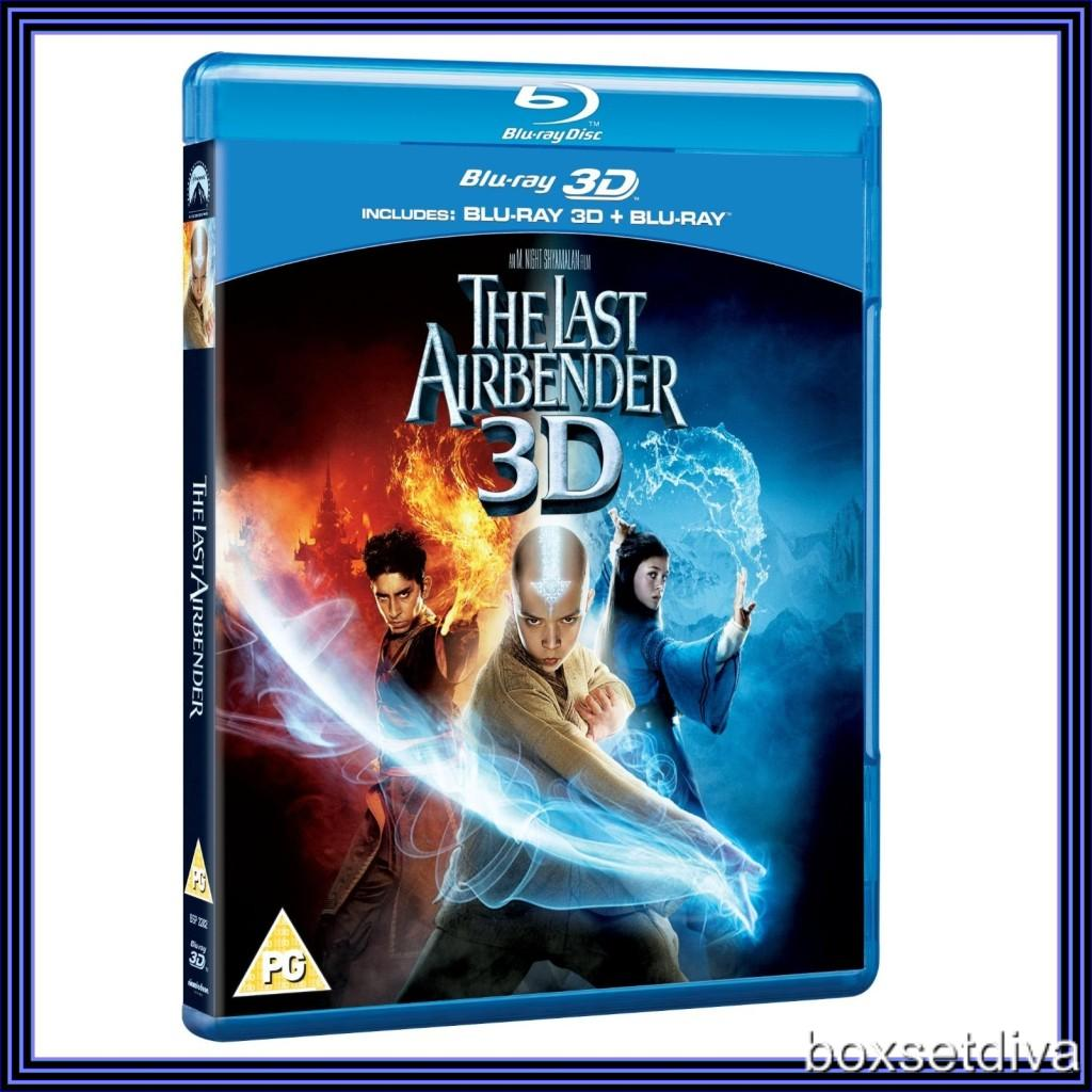 THE-LAST-AIRBENDER-BLU-RAY-3D-EXCLUSIVE-BRAND-NEW-BLURAY-REGION-FREE
