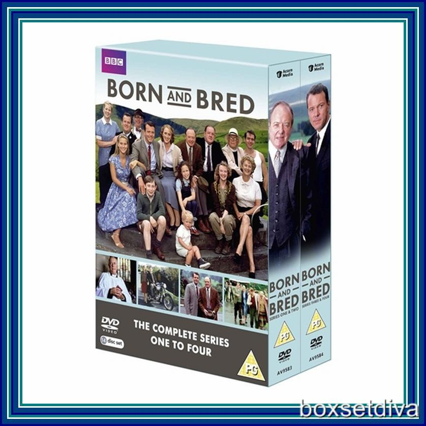 BORN-AND-BRED-COMPLETE-SERIES-1-2-3-4-BRAND-NEW-DVD-BOXSET