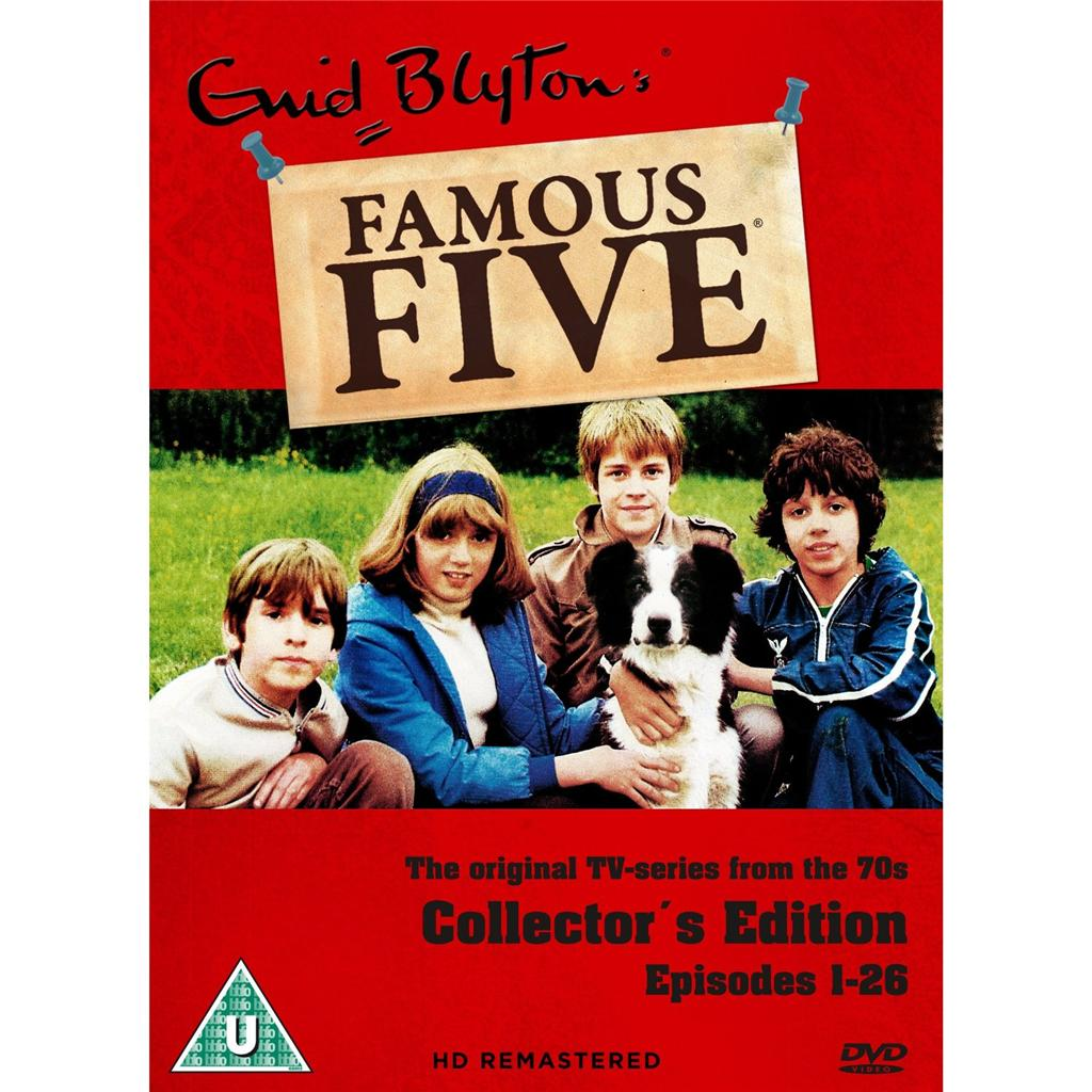 Famous Five The Complete Collector S Edition Brand New