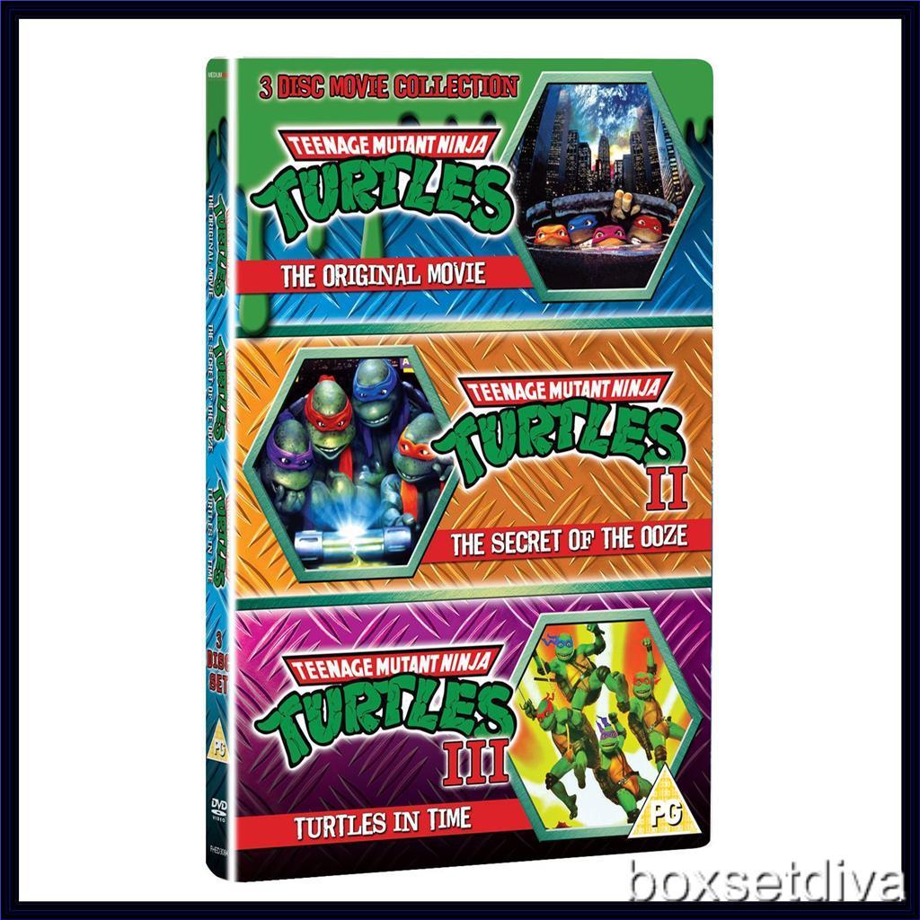 Ninja turtles 2019 dvd release date in Australia