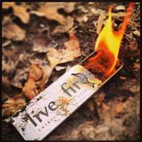 LIVE FIRE EMERGENCY FIRESTARTER