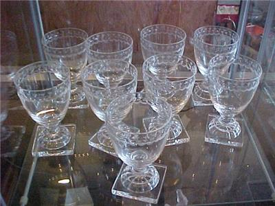 9 william yeoward crystal wine glass pattern stella square for William yeoward crystal patterns