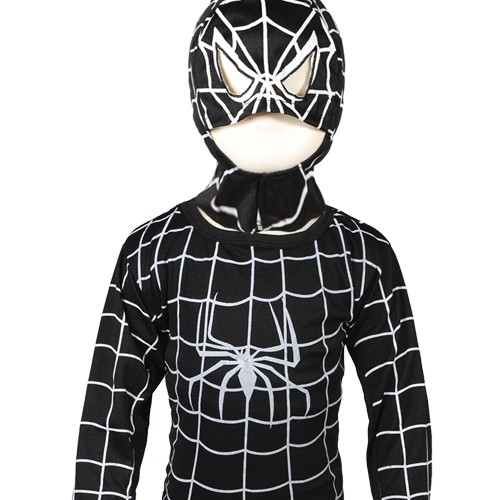 Karneval-Kinder-Spiderman-Batman-Superman-Princess-Fantasie-catoon-Figur-Kostuem