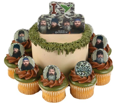 Duck Dynasty Cake Toppers