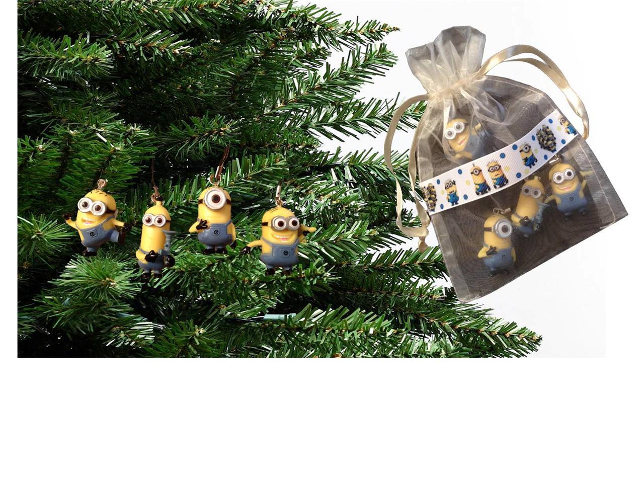 Despicable Me Minion Ornament