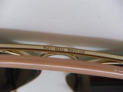 ray ban aviator medium  ray ban 3138 shooter