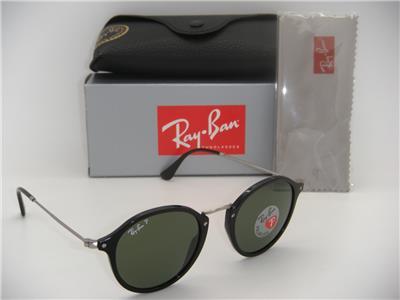 black ray ban aviators  ray-ban round rb 2447