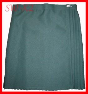 bottle green pleated sport pe netball skirt w 24 quot ebay