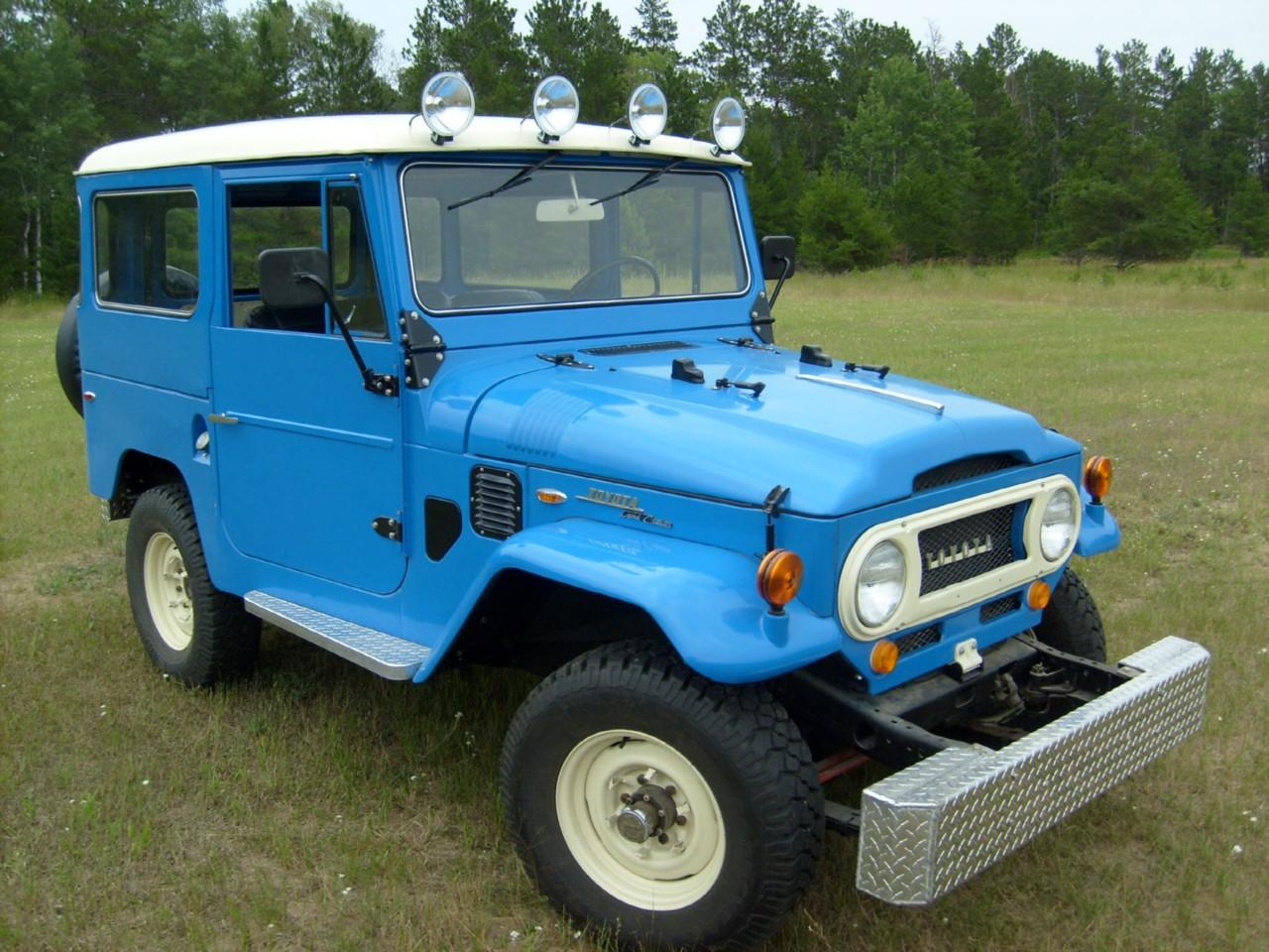 Craigslist Toyota Fj40 For Saleml