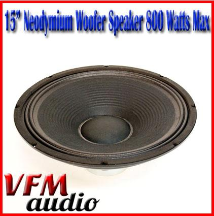 15-Neodymium-Woofer-800-Watts-Max-Replacement-Driver-Fs-Audio