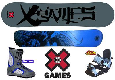 black snowboard goggles  x-games snowboard
