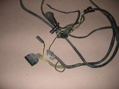 1965 1966 ford galaxie 500 alternator wiring harness ebay 1966 ford galaxie wiring diagram