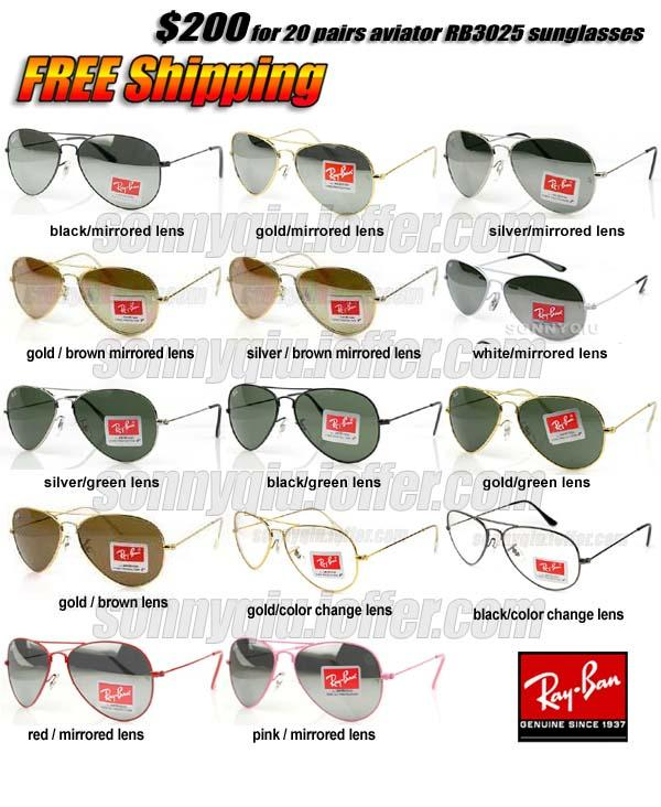 aviator sunglasses ray ban  rayban aviator sunglasses