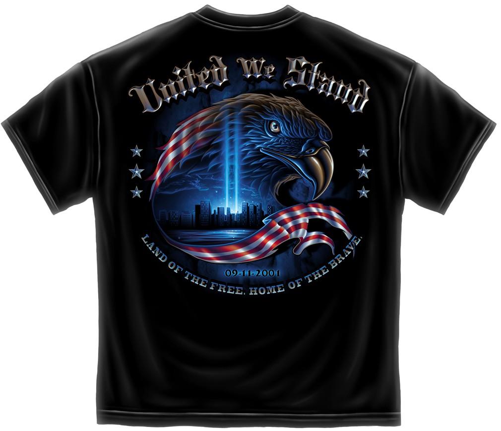 United We Stand - Back