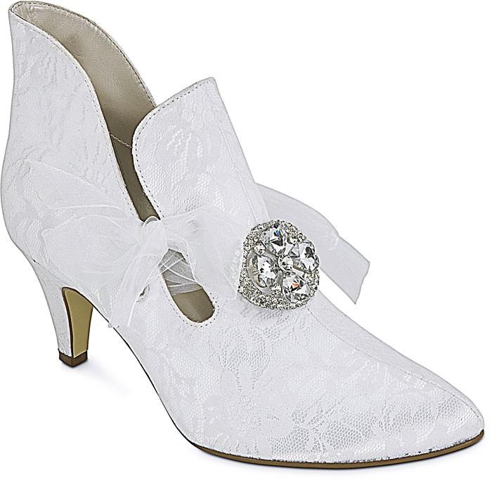 LIZBETH-DYEABLE-White-Satin-Lace-Bridal-Boots