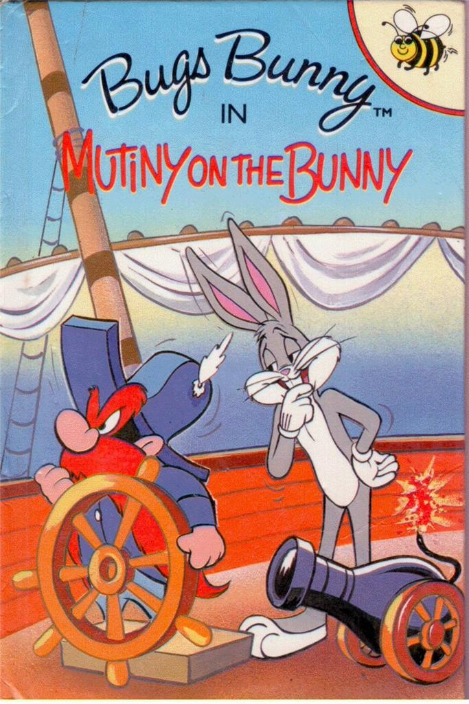 Mutiny on the bunny by norman redfern hardback 1990 ebay - Bugs bunny pirate ...