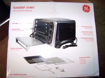 Ge Oven: Ge Rotisserie Toaster Oven Manual