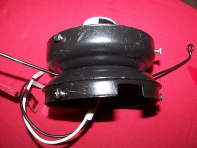 """Hampton Bay Nassau 52"""" Indoor Outdoor Ceiling Fan Open Box"""