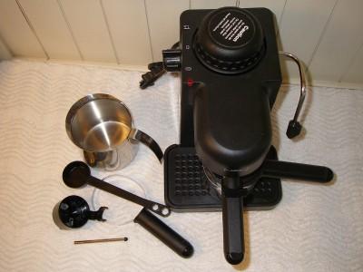 krups il primo espresso machine