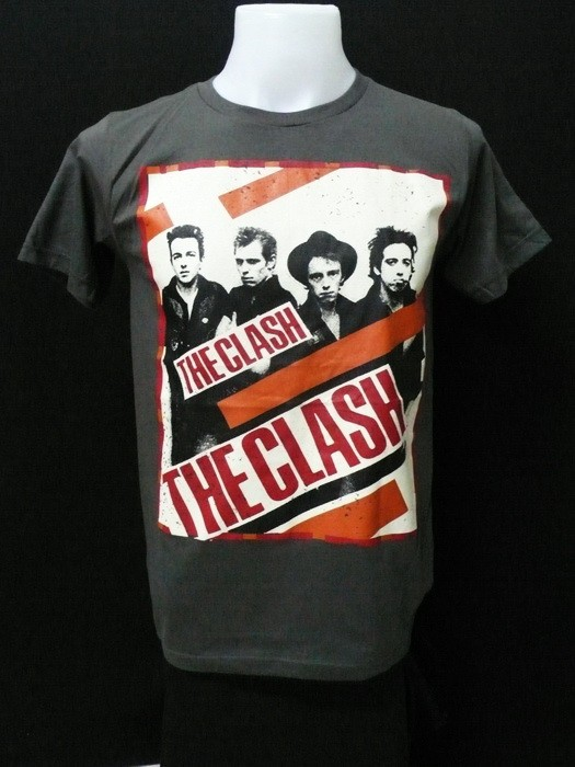 The-Clash-combat-rock-tour-1982-mens-t-shirt-szM