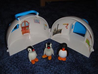 Pingu Igloo Playset Bing Images