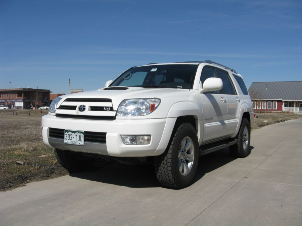 Toyota Knoxville Tn >> Calling all White 4runners, post your pics!!! - Page 4 - Toyota 4Runner Forum - Largest 4Runner ...