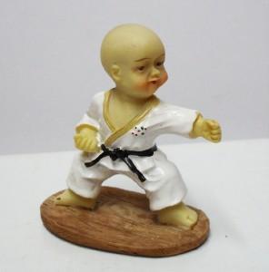 6 shaolin kung fu karate kids figure action figurine set ebay. Black Bedroom Furniture Sets. Home Design Ideas