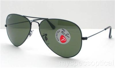black lens ray bans  p;002/58 black