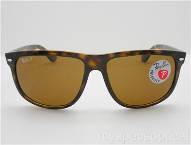 are ray bans polarized  brown polarized