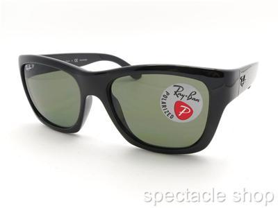 ray ban polarized glasses  ray ban 4194 601 9a black