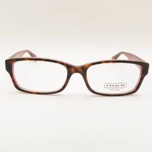 Coach Eyeglass Frames Brooklyn : Coach Brooklyn 6040 5115 Tortoise Pink New 100% Authentic ...