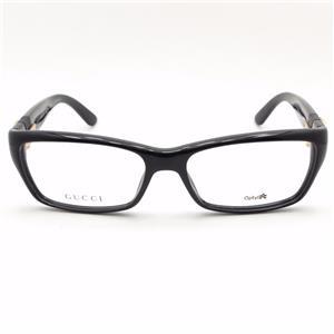 gucci gg 3773 u d28 black crystal insigna new authentic frames authentic black crystal