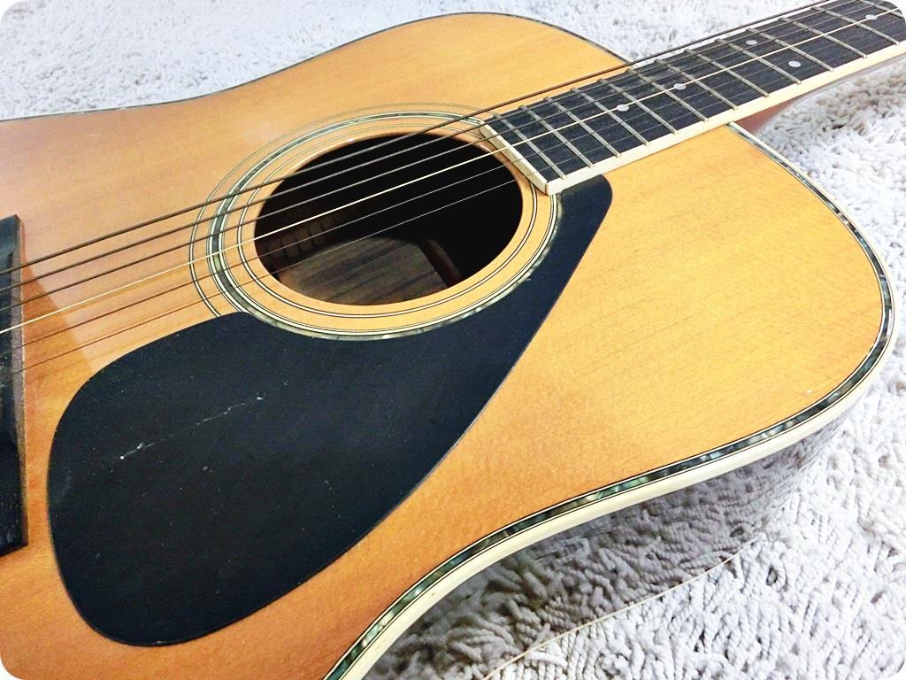 Yamaha fg 300d japan vintage acoustic guitar ag40 w40 for Yamaha acoustic guitar ebay