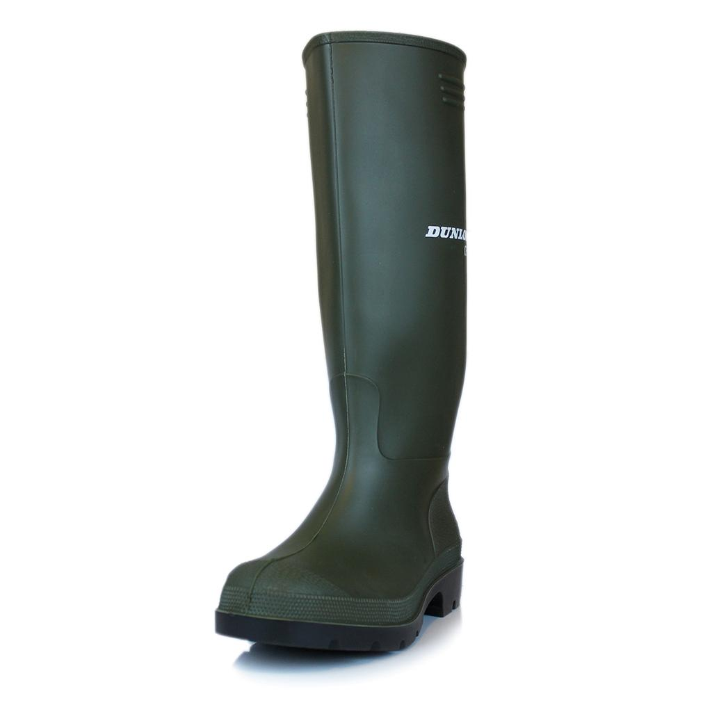Dunlop womens ladies waterproof hillside walking garden for Garden boots for women