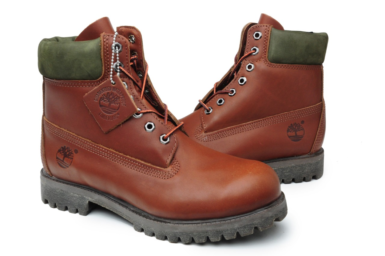 Timberland Mens Boots AF 6inch Premium 11066 Brown