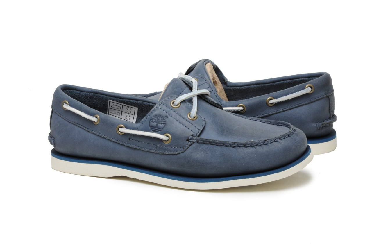 Details about Timberland Mens shoes CLS 2EYE BOAT 29588 Navy