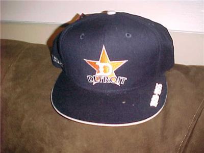 negro league baseball hat detroit 1920 1955 7 5 8