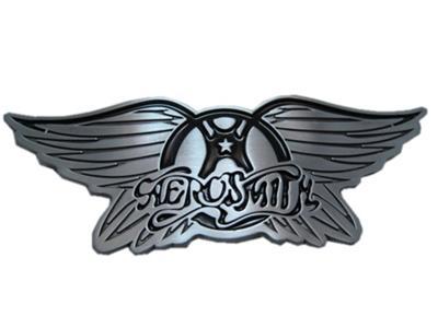 aerosmith wings logo belt buckle rock metal gift ebay