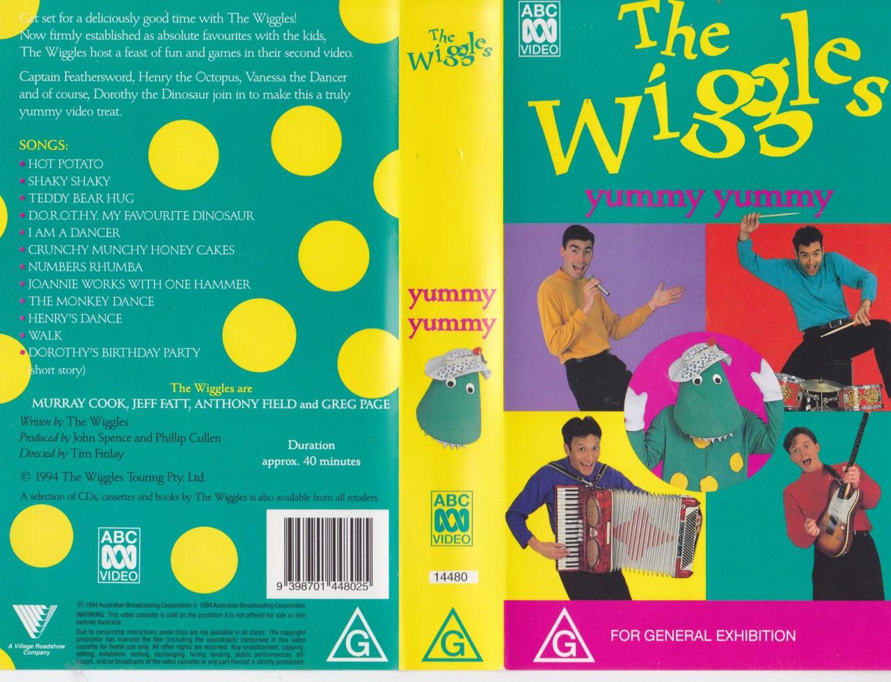 Wiggles Videos THE WIGGLES YUMMY YUMM...