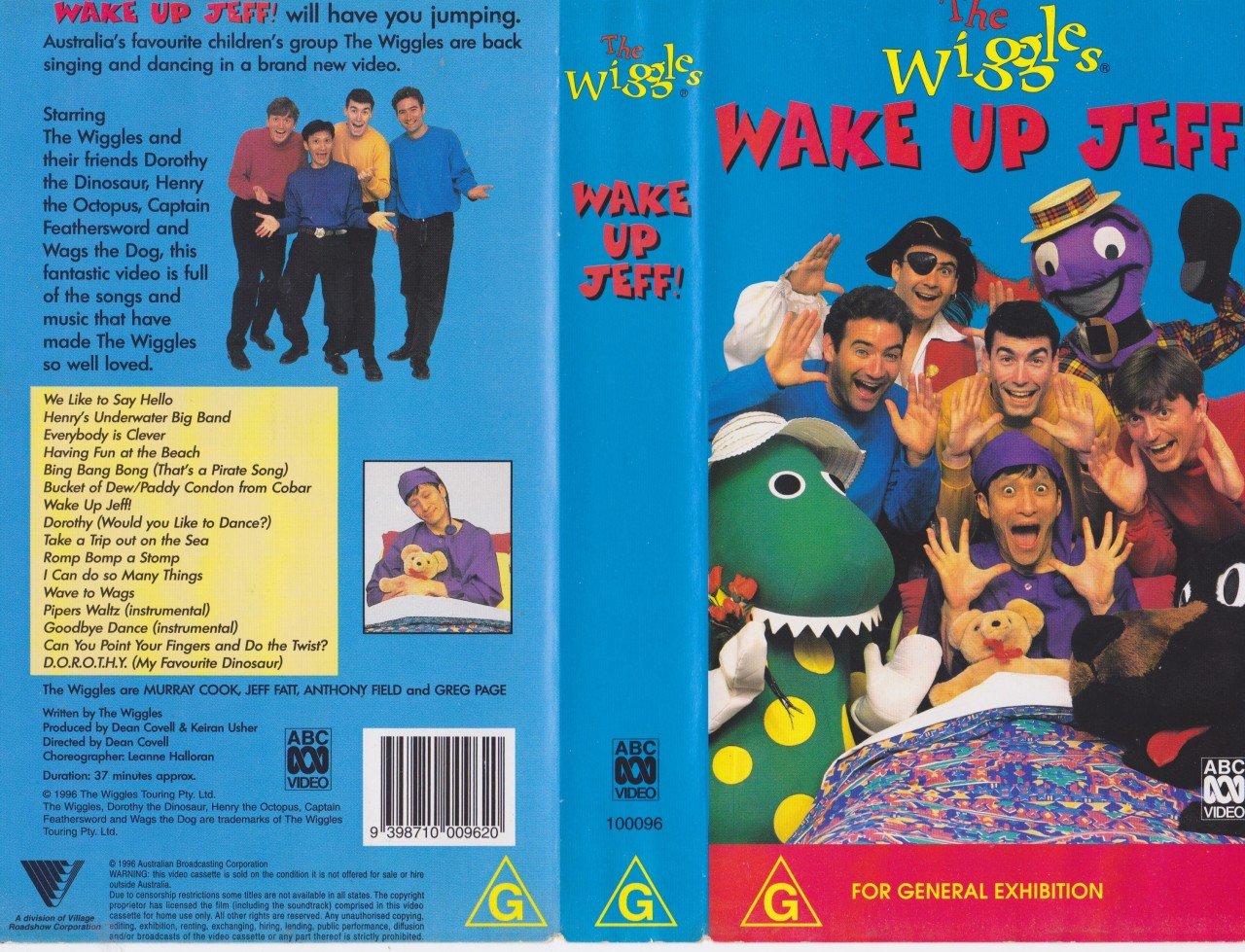 Wiggles Videos THE WIGGLES WAKE UP JE...